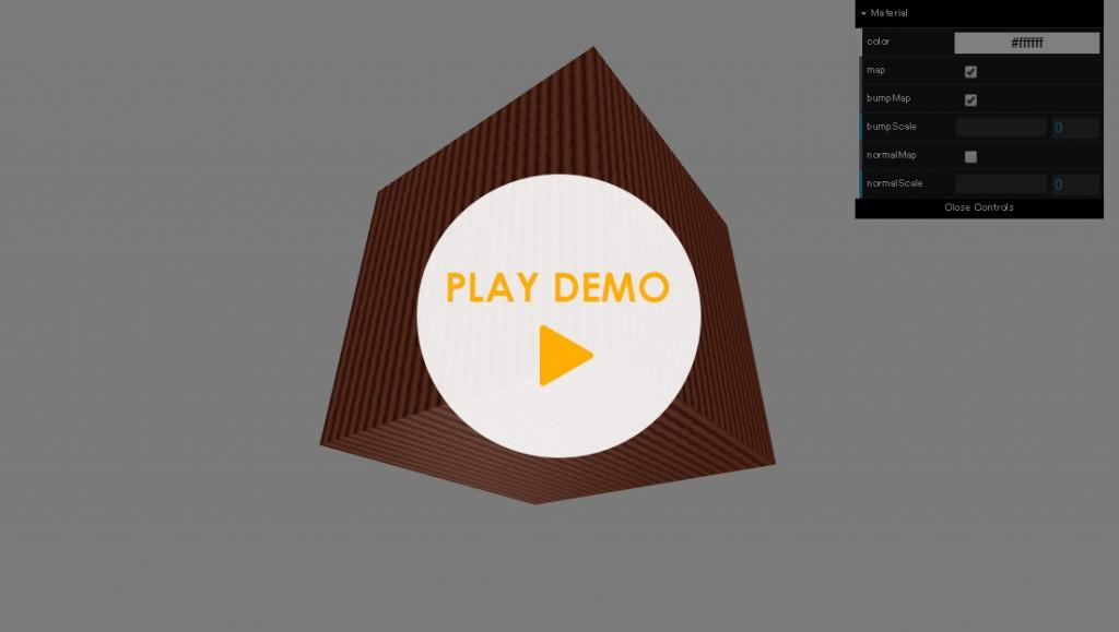 meshphongmaterial_texture_demo